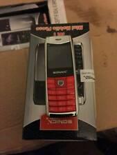 Brand New Dual Sim Mobile Phone Sonica M1, F2, BB1, BB3, R2, M1 Plus Mini Camera