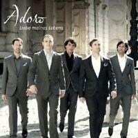 "ADORO ""LIEBE MEINES LEBENS (DELUXE EDT.)""CD + DVD NEU"