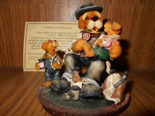 """Barkley Crossing Dogs by Character Collectibles-""""PAWS I CARE""""- 4A/0920 - BC78601"""