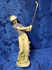 Fore Golfer Nao By Lladro 451