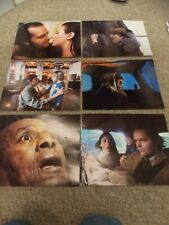 """The Shining(1980)Jack Nicholson Lot Of 6 Different Original 11""""By14"""" Lobby Cards"""