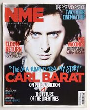 CARL BARAT - ELBOW - TWO DOOR CINEMA CLUB - THE VACCINES - SALEM NME 25/09/2010