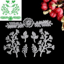 Leaves Set Metal Cutting Dies DIY Scrapbooking Album Paper Card Embossing Craft