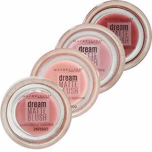 MAYBELLINE DREAM MATTE creamy blush 9g - CHOOSE SHADE - BRAND NEW