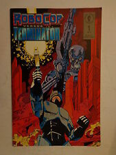 Robocop VS. Terminator Miller Simonson Workman #1 Dark Horse Comics 1992 NM