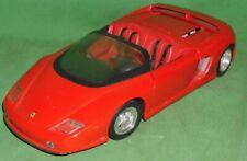 VINTAGE 1991 Revell, 1/18 Diecast Ferrari Pininfarina Mythos Red Model Car