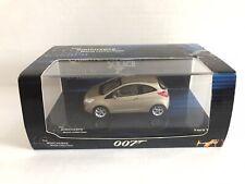 RARE : James Bond Minichamps 1:43 Brand NEW Ford Ka Quantum Of Solace 007