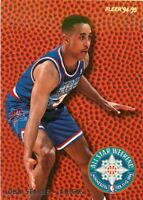 1994-95 FLEER ALL-STAR WEEKEND NBA BASKETBALL CARD PICK SINGLE CARD YOUR CHOICE