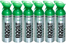 New and Larger, Boost Oxygen Natural Energy in a Can, New Large Size: 10 Liters