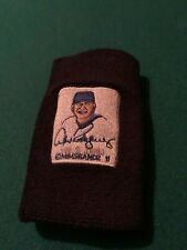 ALEX RODRIGUEZ YANKEES GAME ISSUED / USED WRISTBAND AROD MIMS