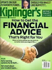 Kiplinger's Personal Finance May 2018 Financial Advice That Is Right For You
