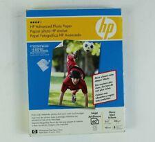 HP Advanced Photo Paper 5x7 Glossy 60 sheets