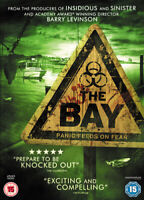 The Bay DVD (2013) Kether Donohue, Levinson (DIR) cert 15 ***NEW*** Great Value
