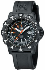 Luminox New Men's Recon Point Man A.8821.KM Black Rubber Swiss Quartz Watch