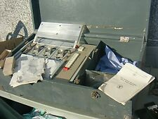 More details for rare response recorder polygraph russian 3 channel large military ?