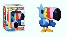 Funko Pop! Ad Icons - Toucan Sam (Fruit Loops) #13 - Funko-Shop Exclusive - Rare