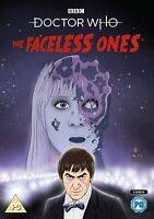 Classic Doctor Who - The Faceless Ones [DVD][Region 2]