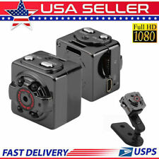 Mini Spy Hidden Camera 1080P HD Motion Night Surveillance Small Video Cam Nanny