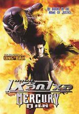 MERCURY MAN- Hong Kong RARE Kung Fu Martial Arts Action movie - NEW DVD