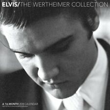 ELVIS PRESLEY / The Wertheimer Collection - 2018 Wall Calendar by Day Dream