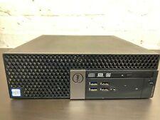 Dell Optiplex 7040 Desktop Core i5 6th Gen 8GB SSD + HDD DVD RW HDMI Windows 10