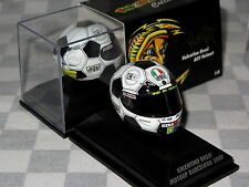"1/8 AGV HELMET ROSSI MOTO GP BARCELONA 2008"" FOOTBALL"""