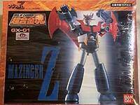 Soul of Chogokin GX-01 MAZINGER Z Action Figure BANDAI TAMASHII NATIONS F/S