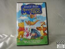 Winnie the Pooh - Springtime with Roo (DVD, 2004)