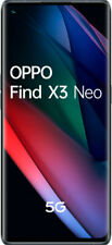 Oppo Find X3 Neo 256GB Dual-SIM starlight black Smartphone ohne Vertrag - Neu