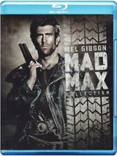 MAD MAX TRILOGY COLLECTION 1-3 (3 BLU-RAY) COFANETTO con Mel Gibson