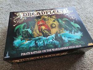Warhammer Dreadfleet Board Game