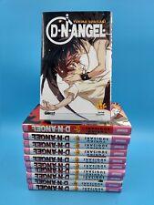 livre poche manga FR BE D.N. angel. glenat tome 1 a 11