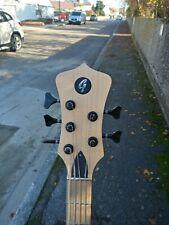 bassgitarre gitarre kustom made einzehlstück bass gotoh nur diese woche 450 euro