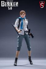 In-Stock 1/6 Scale SWTOYS FS017 Birkin Sherry female full figure Resident Evil 6