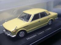 Norev Nissan Laurel 1968 1/43 Scale Box Mini Car Display Diecast vol 54