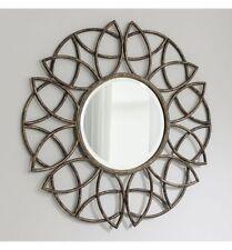 Metal Round Modern Decorative Mirrors