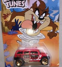 Hot Wheels Looney Tunes Tasmanian Devil Rockater Character Car Collectible Toy