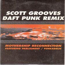 CD SP 2 T SCOTT GROOVES DAFT PUNK REMIX *DAFT PUNK RADIO EDIT*