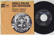 SMALL FACES * The Universal * 1968 MOD BEAT FREAKBEAT PSYCH * Belgian 45 * Liste