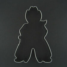 """COWBOY 4.25"""" METAL COOKIE CUTTER FONDANT STENCIL WESTERN PARTY FAVORS NEW"""