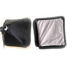 "24"" Portable Photo Studio Flash Softbox Speedlight softbox with L-bracket"
