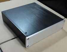 Express Delivery Full aluminum enclosure preamp case headohone amplifier chassis