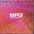 BFG HERE & NOW BEX FERRIS GOUBERT CD ALBUM PROMO CARPETA CARTON AFRO-CUBAN JAZZ