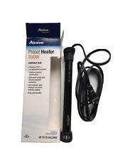 Aqueon 200W Submersible Preset Aquarium Heater, up to 75 Gal UPC: 015905062541