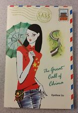 The Great Call of China by Cynthea Liu (English) Paperback Book - NEW