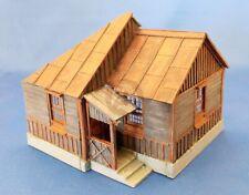 Peddinghaus 1/48 Russian Wooden Rural Farmhouse [Farmyard / Farm Diorama] NWB005