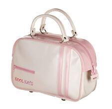 Girls Large Cream Ballet Dance Hand Travel Bag By Katz Dancewear Style KB7
