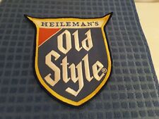 Old Style Beer Patch