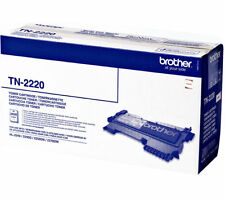 Brother Laser Toner Cartridge - TN-2220 - Black - 2600 Page Yield