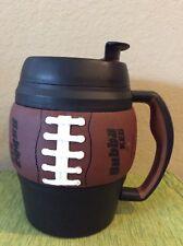 Bubba Sport 52 Oz. FOOTBALL mug Cup BUBBA KEG